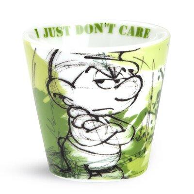 Egan The Smurfs Espresso Shot Mug