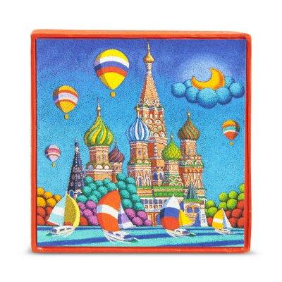 Egan Icalistini Decorative Moscow Portrait