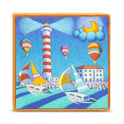 Egan Icalistini Decorative Lighthouse Portrait