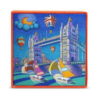 Egan Icalistini Decorative London Portrait