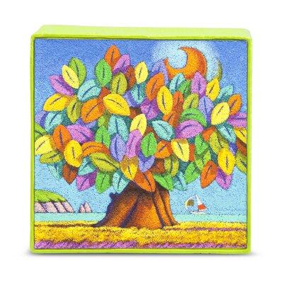 Egan Icalistini Decorative the Tree of Happiness Portrait