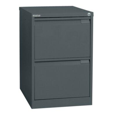 Bisley Direct 2-Drawer Filing Cabinet