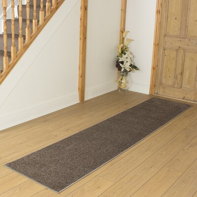 Carpet Runners UK Festival Brown Area Rug