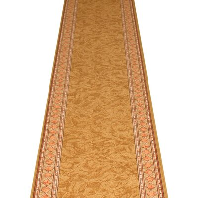Carpet Runners UK Cheops Beige Area Rug