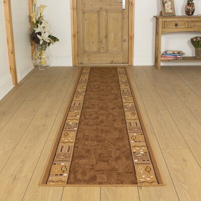 Carpet Runners UK Ramses Beige Area Rug