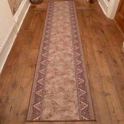 Carpet Runners UK Eiger Brown Area Rug