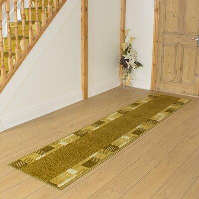 Carpet Runners UK Montana Green Area Rug