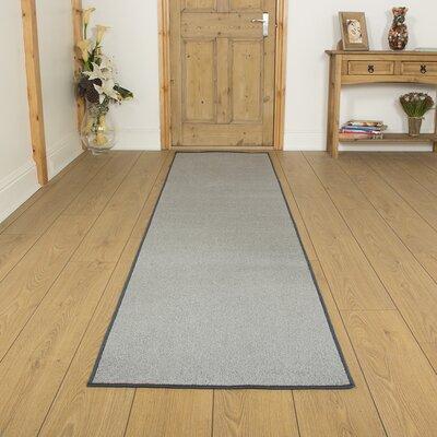 Carpet Runners UK Festival Light Grey Area Rug