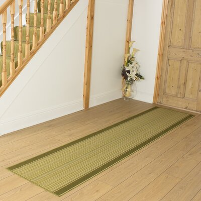 Carpet Runners UK Carnaby Green Area Rug