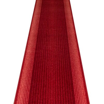 Carpet Runners UK Capitol Red Area Rug