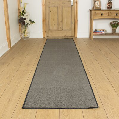 Carpet Runners UK Festival Dark Grey Area Rug