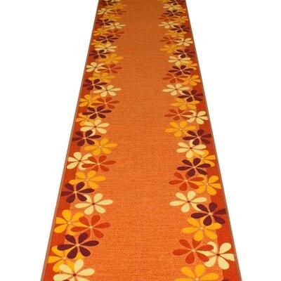 Carpet Runners UK Margerite Terracotta Area Rug