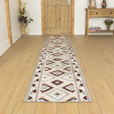 Carpet Runners UK Ethnic Stone Area Rug