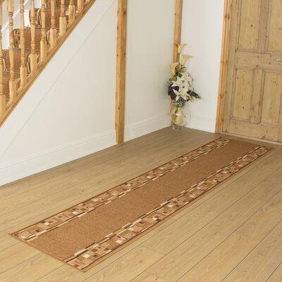 Carpet Runners UK Bombay Golden Area Rug