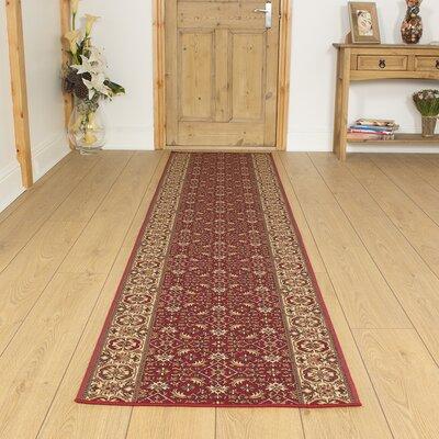Carpet Runners UK Bidjar Red Area Rug
