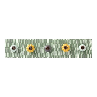Geometric Decorative Ceramic Wall Hook