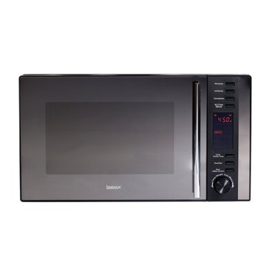 Igenix 25L Countertop Convection Microwave in Black