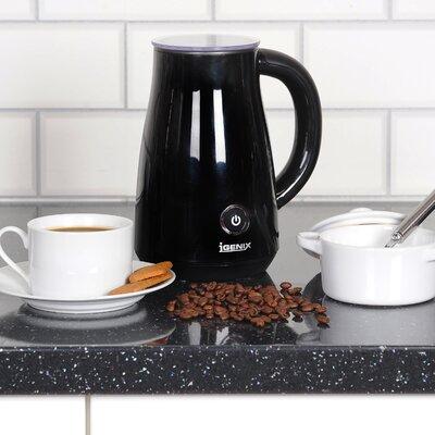 Igenix 450W Milk Frother and Warmer