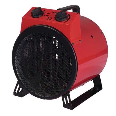 Igenix Drum 3,000 Watt Portable Electric Fan Utility Heater
