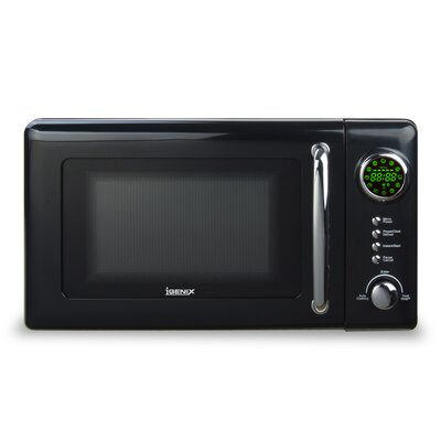 Igenix 20L 700W Countertop Microwave in Black