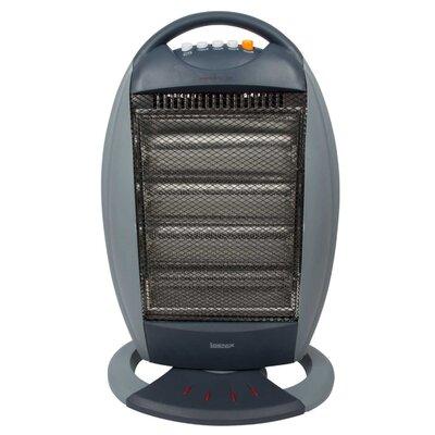 Igenix Halogen 1,600 Watt Portable Electric Infrared Compact Heater