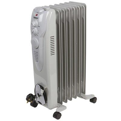 Igenix Oil Filled 1,600 Watt Portable Electric Radiator Heater