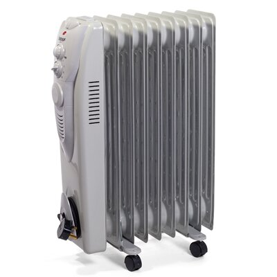 Igenix Oil Filled 2,000 Watt Portable Electric Radiator Heater