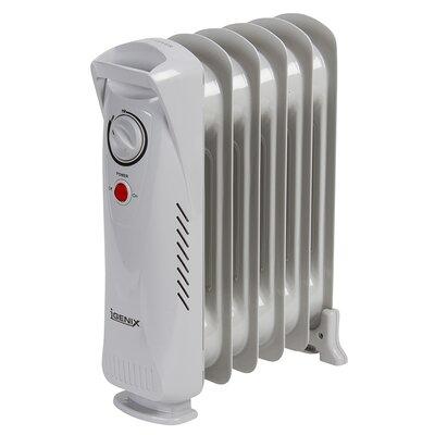 Igenix Baby Oil Filled 500 Watt Portable Electric Radiator Heater