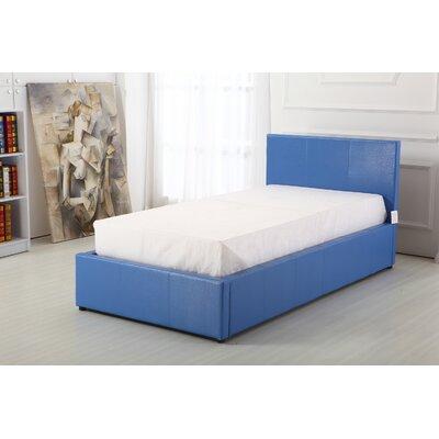 Ark Furniture Wholesale Boston Single Upholstered Storage Ottoman Bed