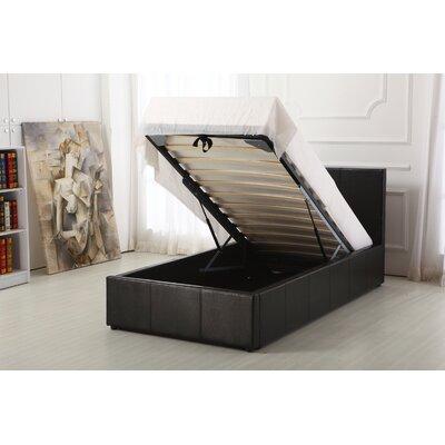 Ark Furniture Wholesale Boston Single Storage Ottoman Bed