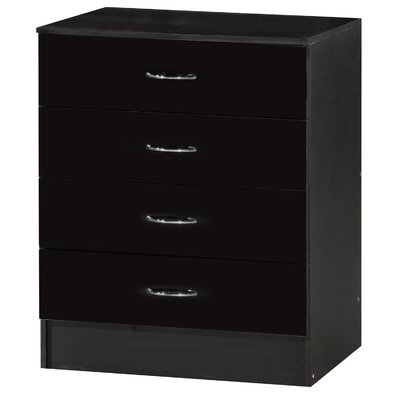 Ark Furniture Wholesale Alpha 4 Drawer Chest of Drawers