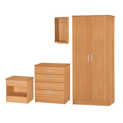 Ark Furniture Wholesale Galaxy 3 Piece Bedroom Set