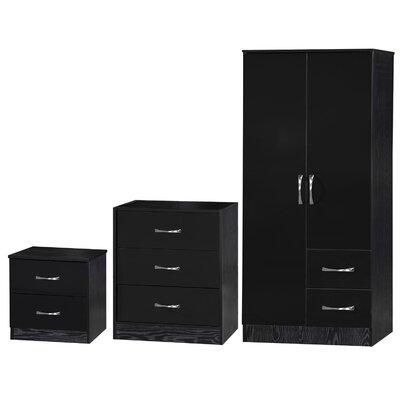 Ark Furniture Wholesale Marina 3 Piece Bedroom Set