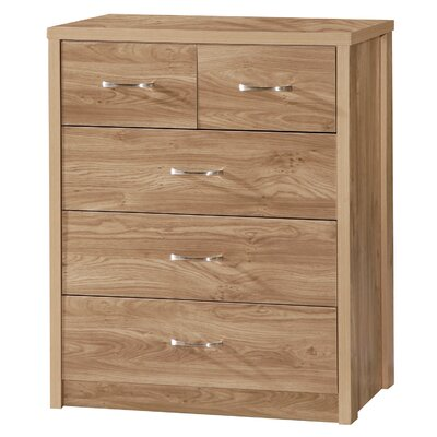 Ark Furniture Wholesale Holland 5 Drawer Chest of Drawers