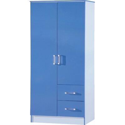 Ark Furniture Wholesale Marina 2 Door Wardrobe