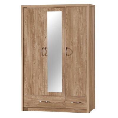 Ark Furniture Wholesale Holland 3 Door Wardrobe