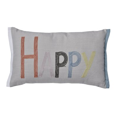 A House of Happiness Kissen Happy