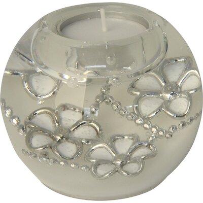 Dreamlight Teelichthalter Diana aus Glas