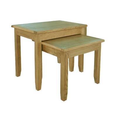 SWS Import Orlando 2 Piece Nest of Tables