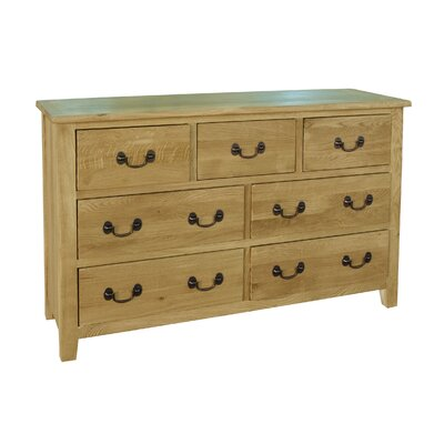 SWS Import Orlando 7 Drawer Chest of Drawers