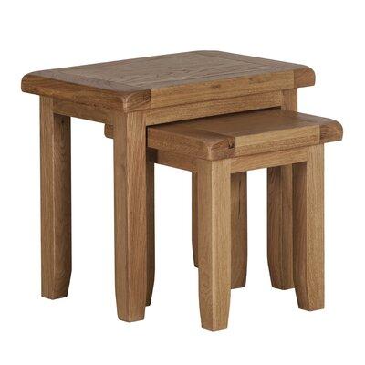 SWS Import Miami 2 Piece Nest of Tables