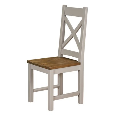 SWS Import Vienna Solid Wood Dining Chair