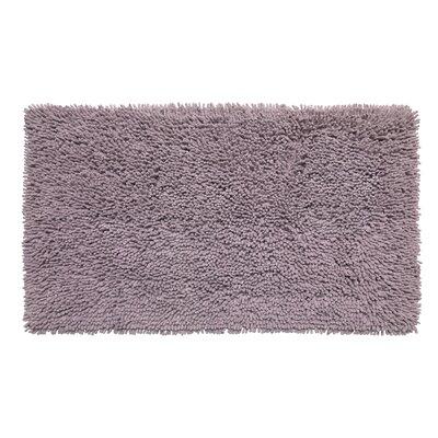Garlan Bath Rug Color: Purple