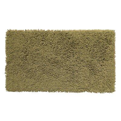 Garlan Bath Rug Color: Sage