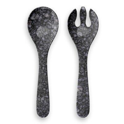 Allium 2 Piece Serving Fork