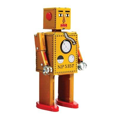 Enesco Saint John Lilliput Robot Figurine