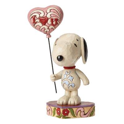 Enesco Peanuts I Heart You (Snoopy) Figurine