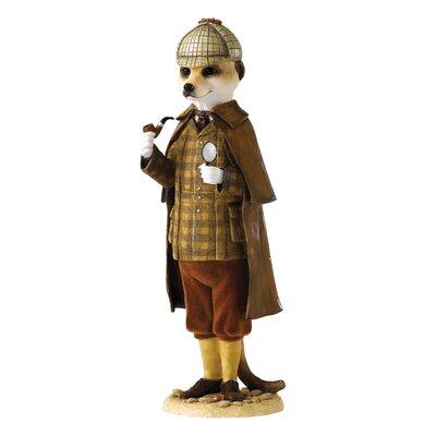 Enesco Magnificent Meerkats Sherlock Figurine