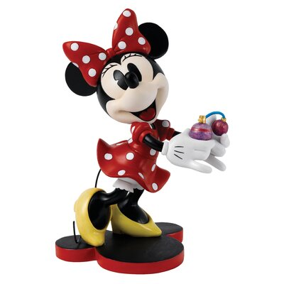 Enesco Enchanting Disney Date with Minnie (Minnie Mouse with Perfume) Figurine