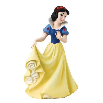 Enesco Enchanting Disney Snow White Statement Figurine